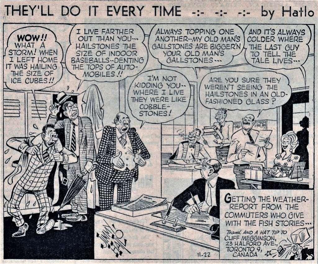 Les contradictions du genre humain ou le génie comique de Jimmy Hatlo - Page 2 They_l10