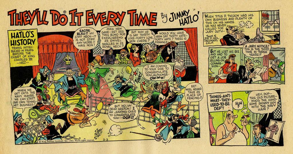 Les contradictions du genre humain ou le génie comique de Jimmy Hatlo - Page 2 Theyll10