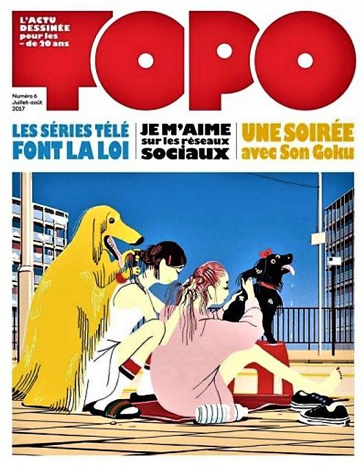 Reportages  journalisme et bande dessinée - Page 3 Topone10