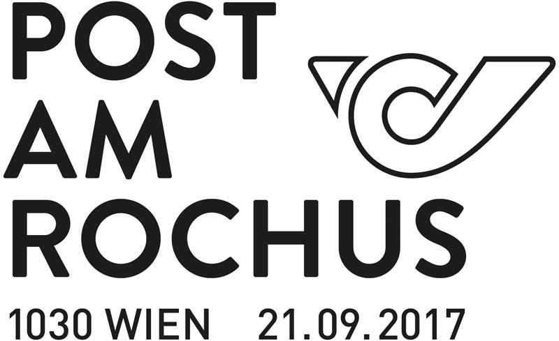 """Sondermarke """"Post am Rochus""""  0901_p11"""