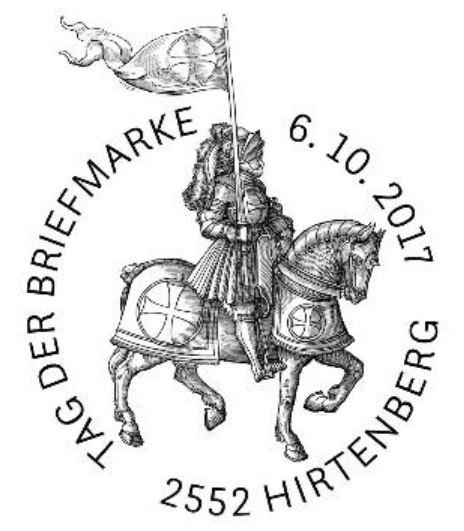 """Sondermarke """"Tag der Briefmarke'"""" 1006_t11"""