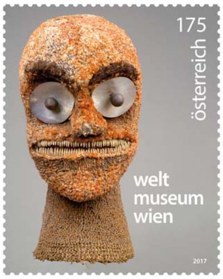 """Sondermarke """"Weltmuseum Wien"""" 1011_m12"""
