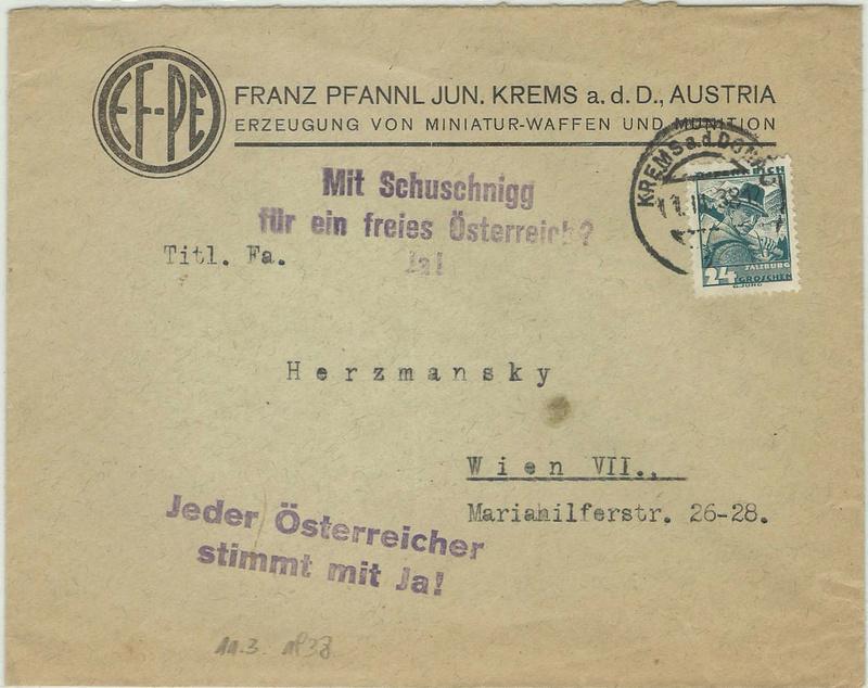 Der Untergang der 1. Republik Brief_10