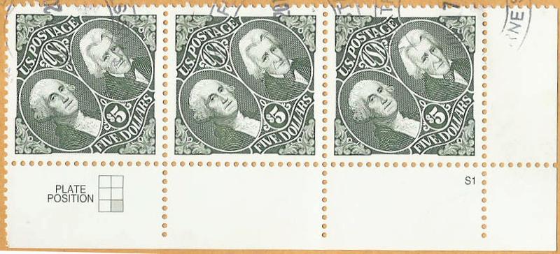 USA Forever - runde Briefmarke Global12