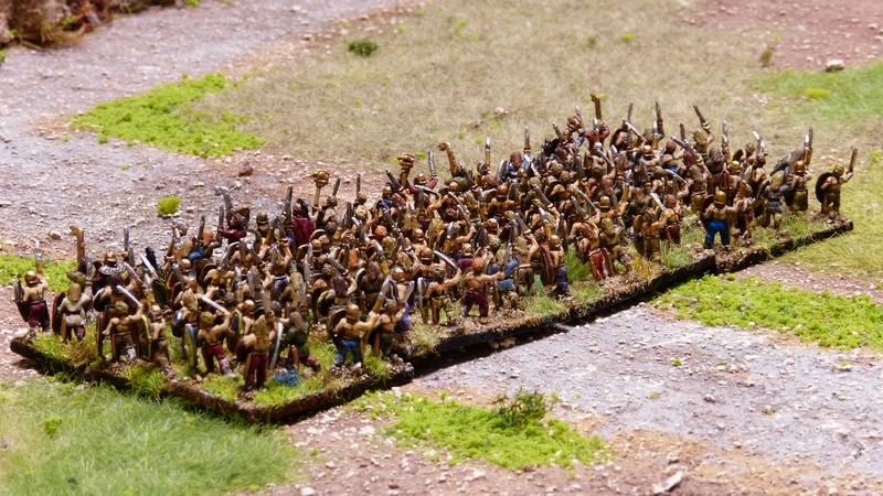 Premiers pas à Warmaster Ancients P1180458