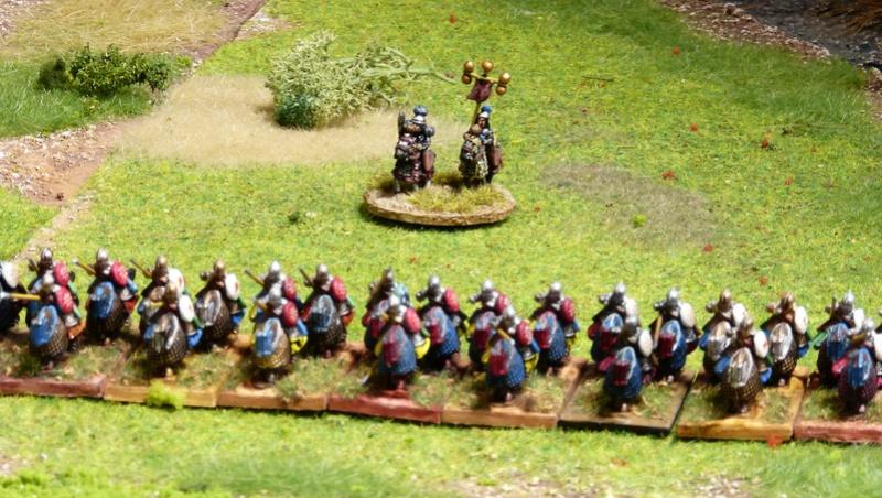 Premiers pas à Warmaster Ancients P1180465