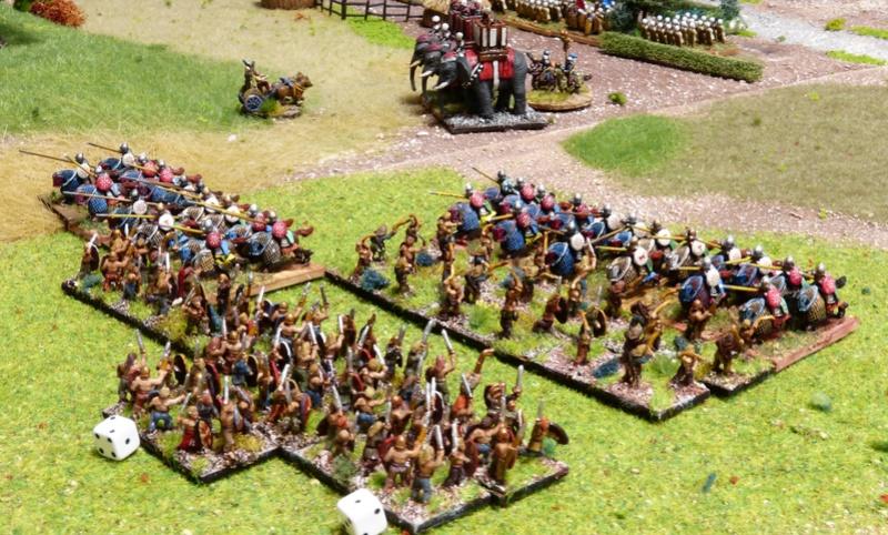 Premiers pas à Warmaster Ancients P1180466