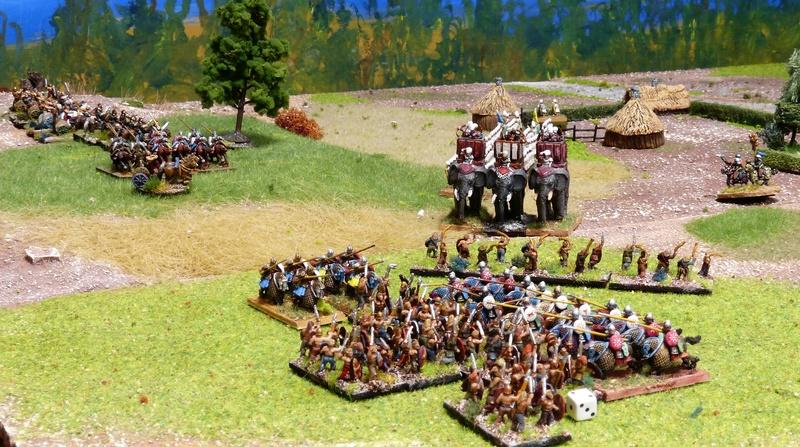 Premiers pas à Warmaster Ancients P1180471