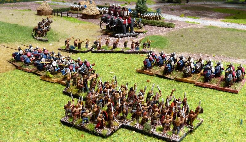 Premiers pas à Warmaster Ancients P1180472
