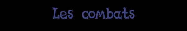 Réglement du forum (A lire obligatoirement)  Combat10