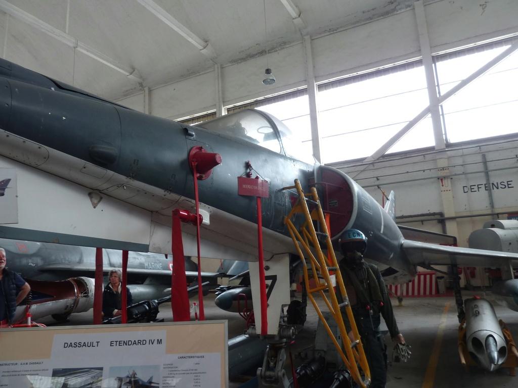 [ Les Musées en rapport avec la Marine ] Musée de l'Aeronautique Navale de Rochefort - Page 8 8217_p10
