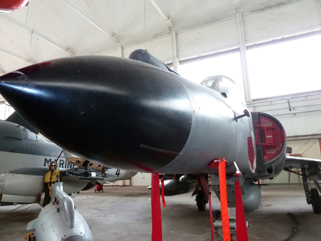 [ Les Musées en rapport avec la Marine ] Musée de l'Aeronautique Navale de Rochefort - Page 8 8227_p10