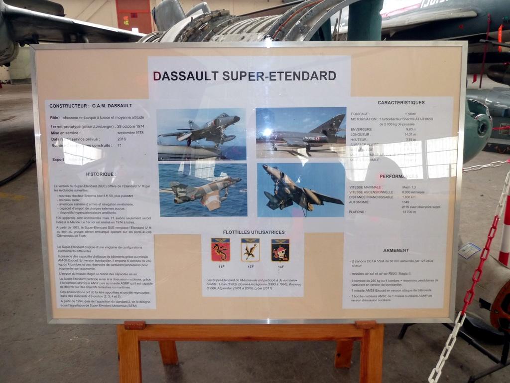 [ Les Musées en rapport avec la Marine ] Musée de l'Aeronautique Navale de Rochefort - Page 8 8228_p10