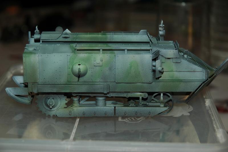 Le Schneider Ca Armored de Hobby Boss au 1/35ème Dsc_0019