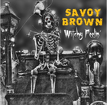 Savoy Brown - Witchy feelin' (2017) Captur10