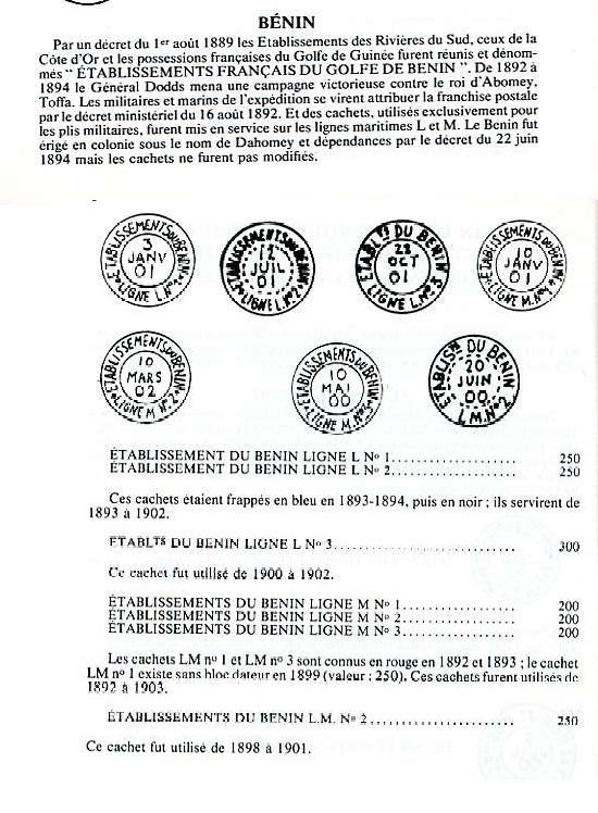 Lignes Maritimes d'Afrique Equatoriale Benin610