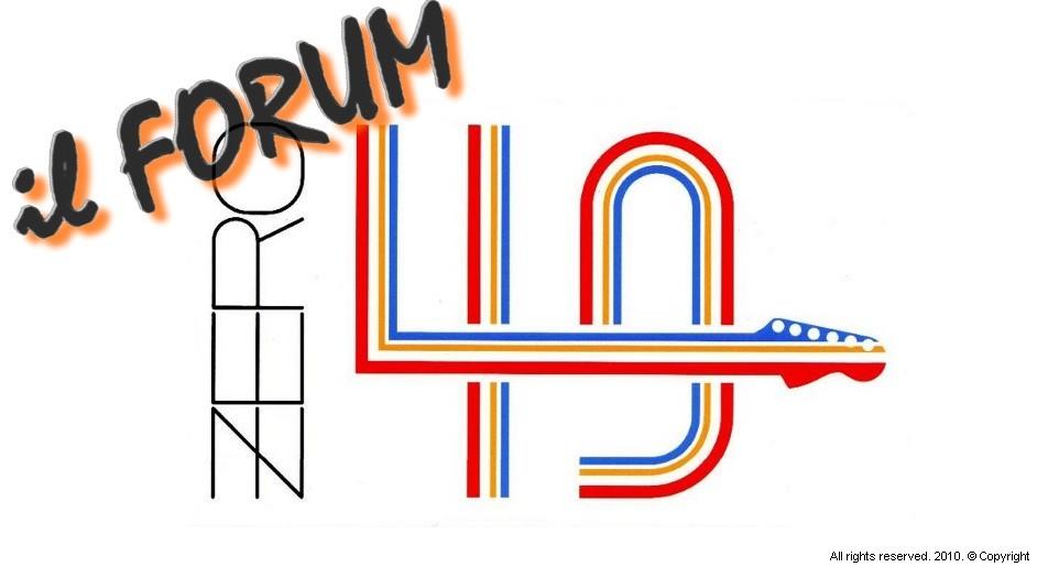> Forum degli ZERO49 < Forum_14