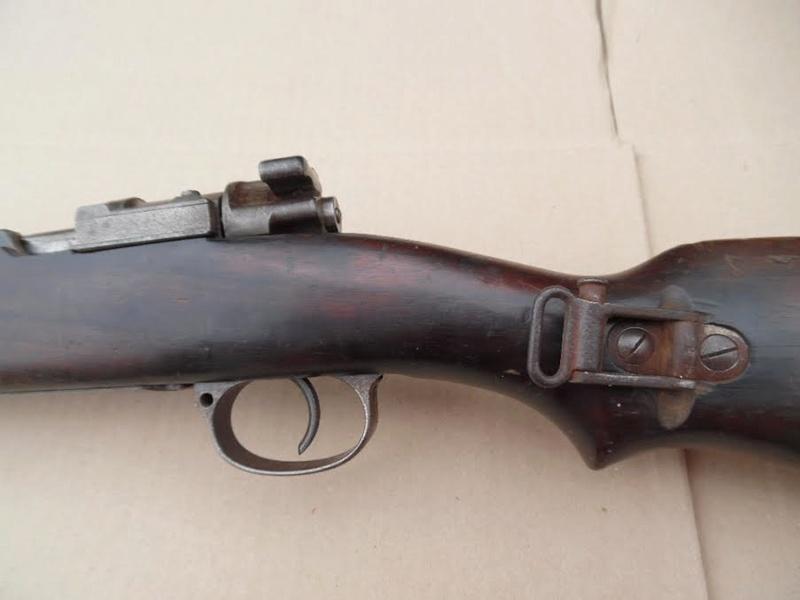 fusil monomatricule 1939 code 660 WaA 623 Unname16