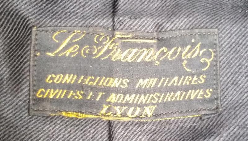 Mannequin Conducteur d'Autos Francais 1916-1918 20170725