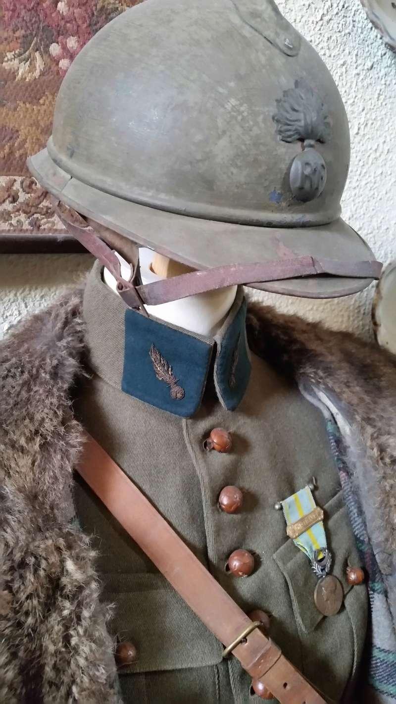 Mannequin Conducteur d'Autos Francais 1916-1918 20170728