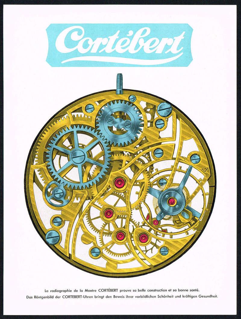 Breitling - Montres, publicités, catalogues vintages, marions-les ! - Page 4 Corteb10