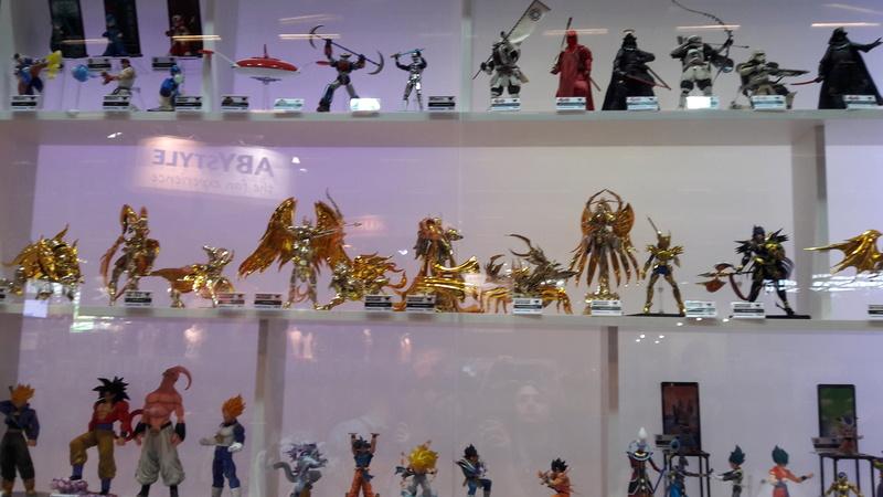 Japan Expo quelque photos 'Du Renard' perdu dans Nawak. 20170712