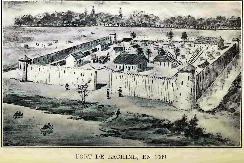Marie-Madeleine de Verchères (1678-1747) Fort_d12