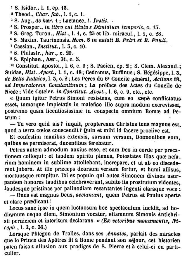 Néron; SS. Apôtres Pierre et Paul; Simon le Magicien. Page_412