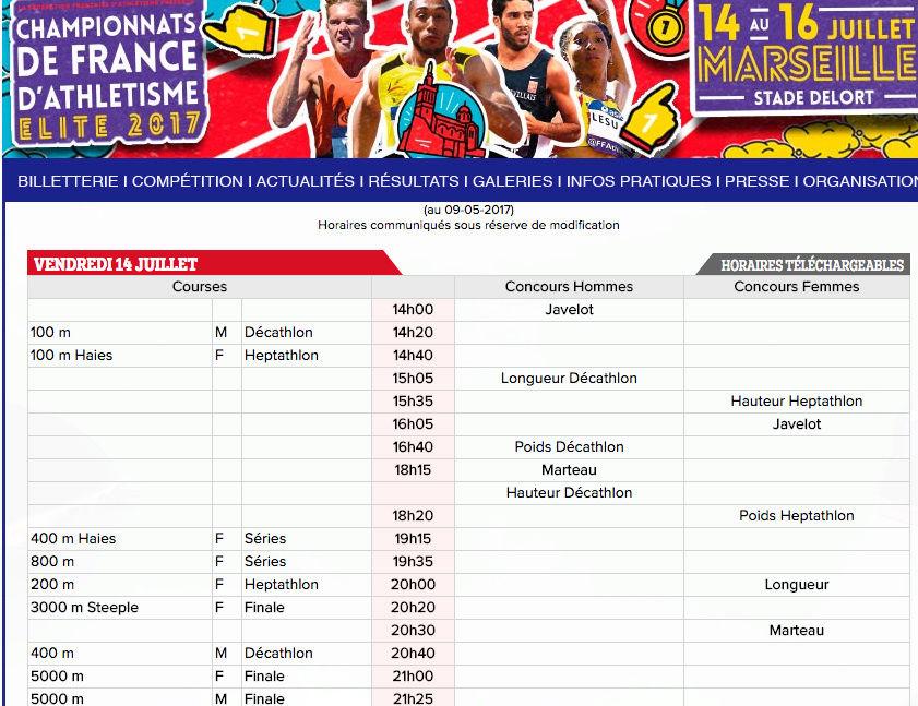 Championnats de France Elite 2017 Captur10