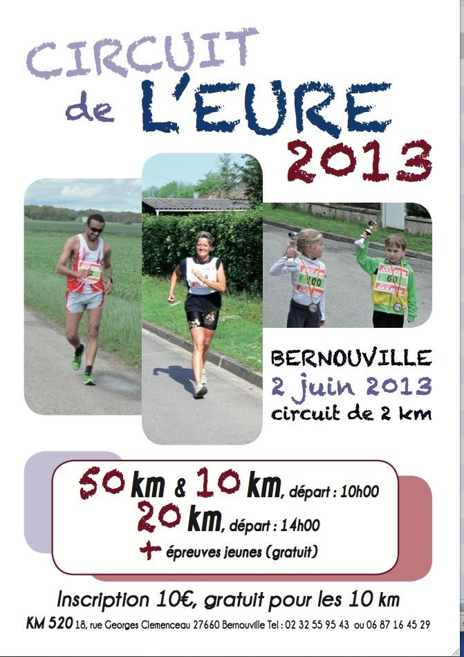 circuit de l'EURE 2/06/2013: qualificatif aux cpt des 50kms Cicuit10