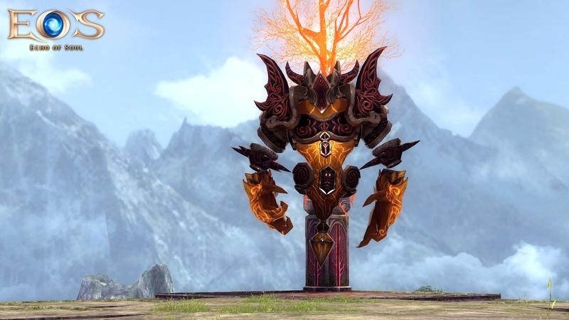 Raid Guilde : Spiros Eos17-19
