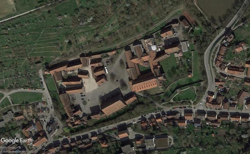Monuments sur les pièces d'Euro  Abbaye10