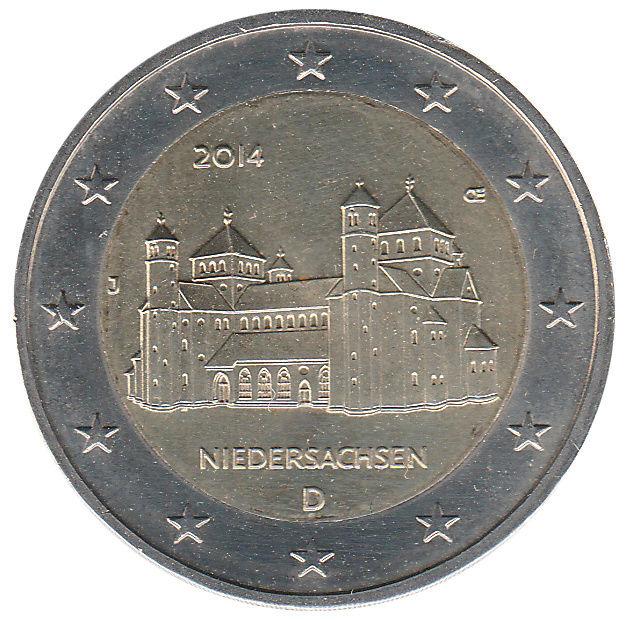 Monuments sur les pièces d'Euro  De_2i_11