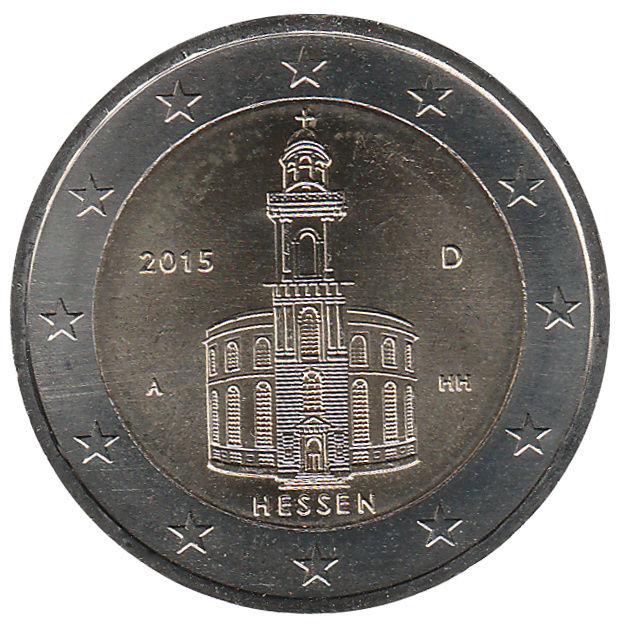 Monuments sur les pièces d'Euro  De_2i_12