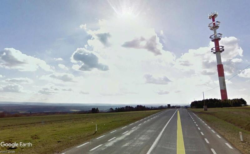 Street View: Les étrangetés du patrimoine wallon. Forzye10