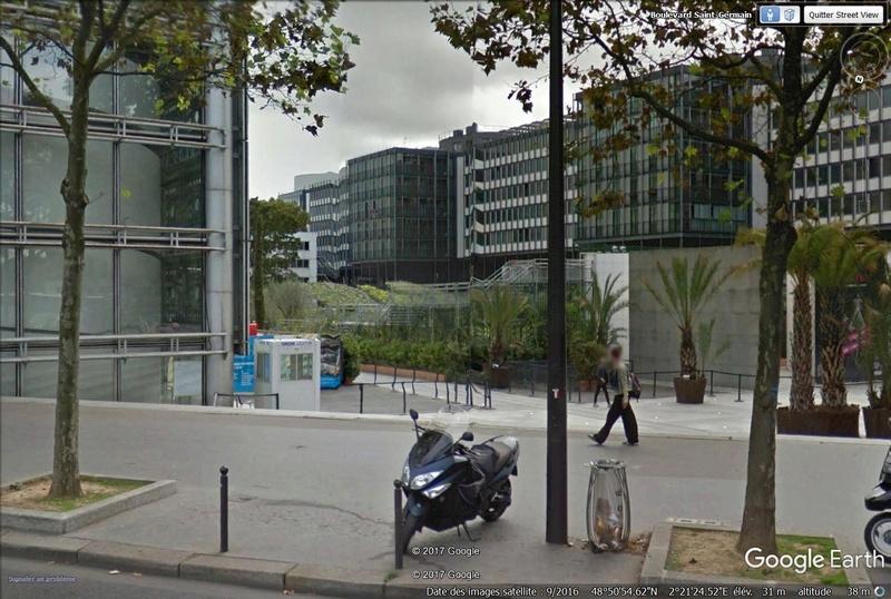 Instalation de Michel Péna pour l'exposition 'Jardin d'Orient', Institut du monde arabe à Paris (France) Jardin10
