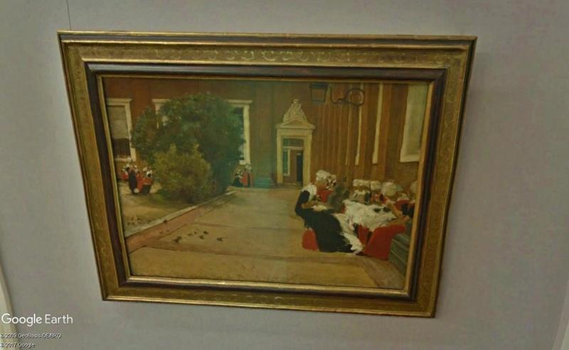 Street View : Lieux représentés sur des peintures célèbres (ou un peu moins) - Page 4 Orphel10