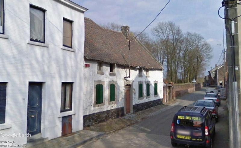 Street View: Les étrangetés du patrimoine wallon. Trotto10