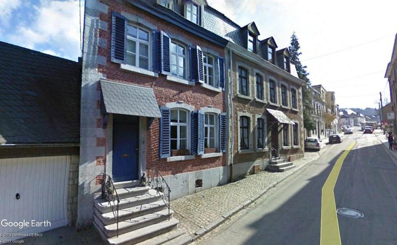 Street View: Les étrangetés du patrimoine wallon. Trotto11