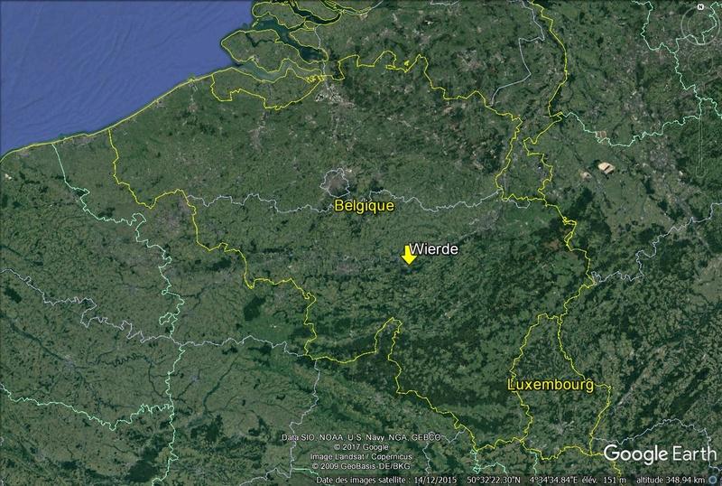 Street View : La Belgique : Pays du surréalisme - Page 3 Wierde10