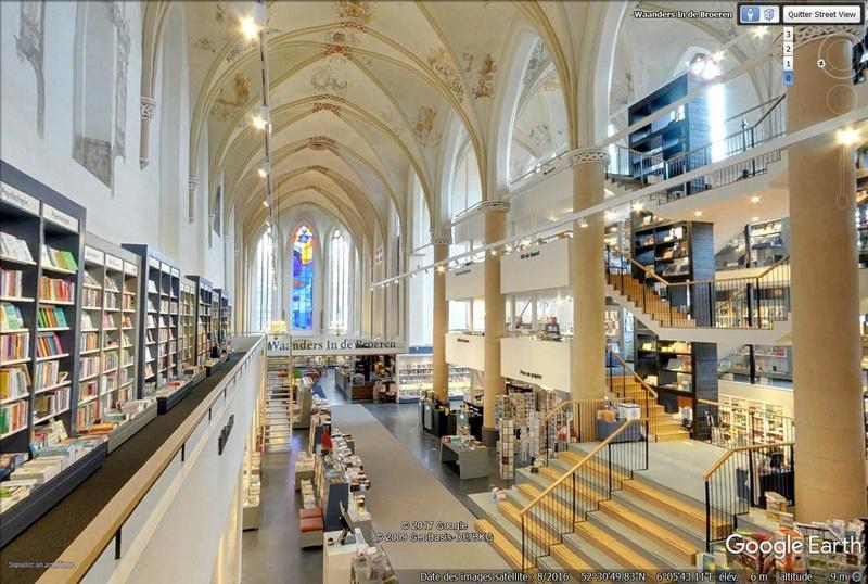 Les bâtiments qui changent de fonction    - Page 2 Zwolle14