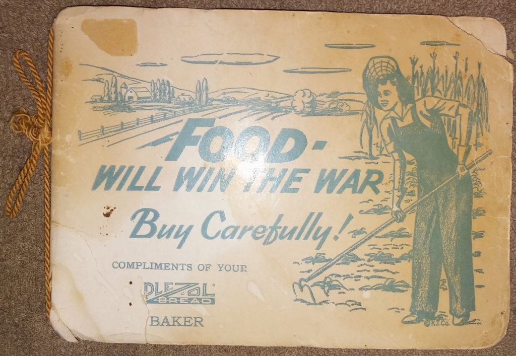 WW2 Rationing 19700128