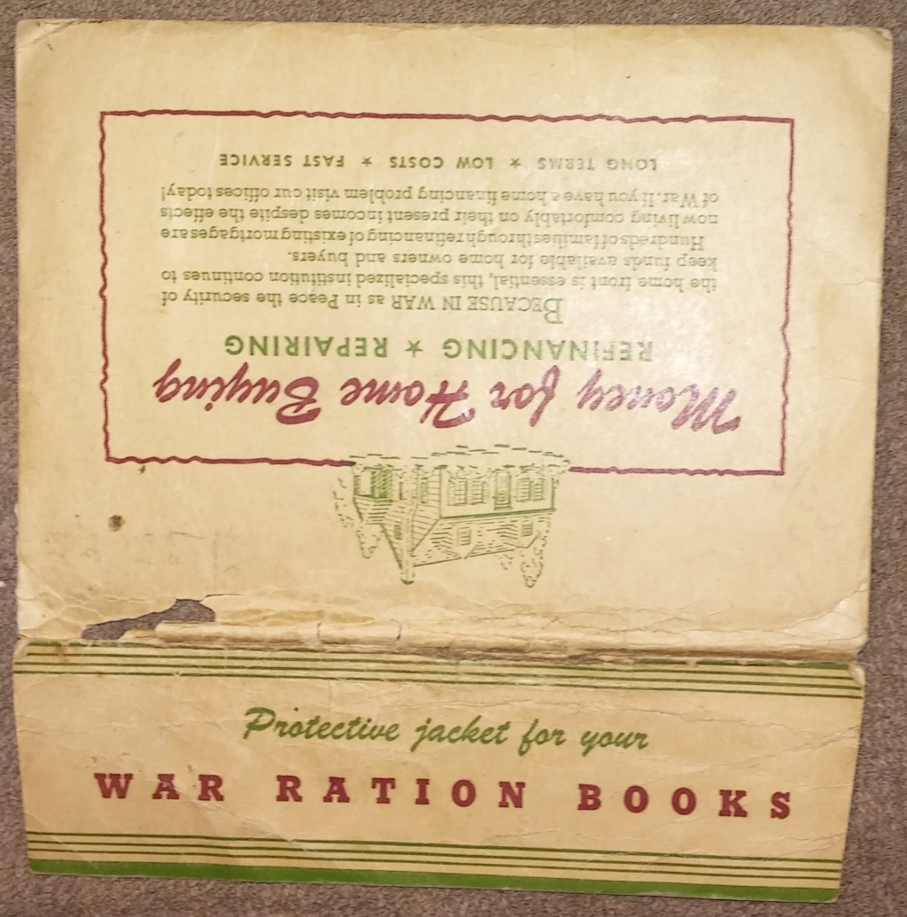 WW2 Rationing 19700134
