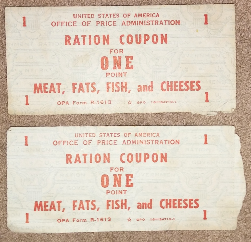 WW2 Rationing 19700154