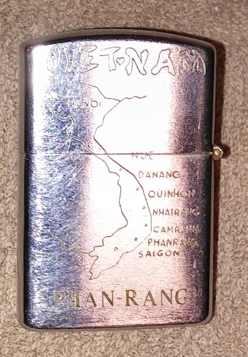 A couple of Vietnam era lighters 19700159