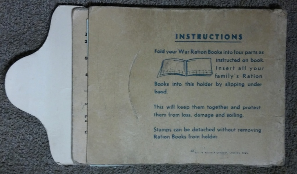 WW2 Rationing - Page 2 19700185