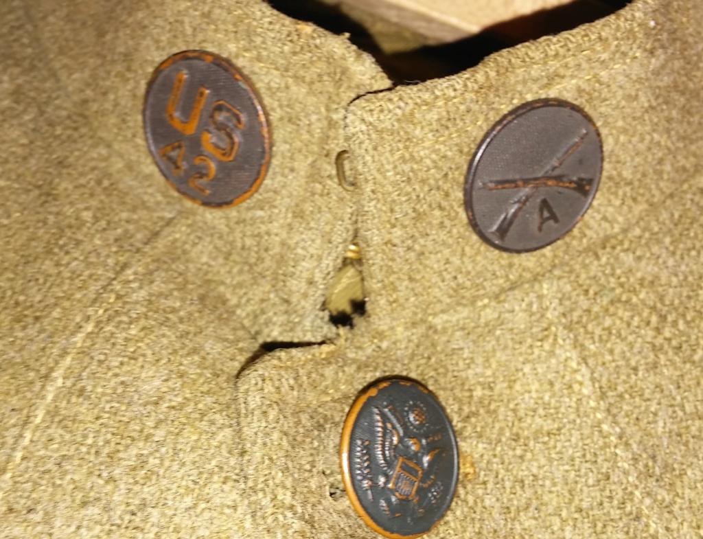 A few of my WW1 Uniforms - Page 2 19700187
