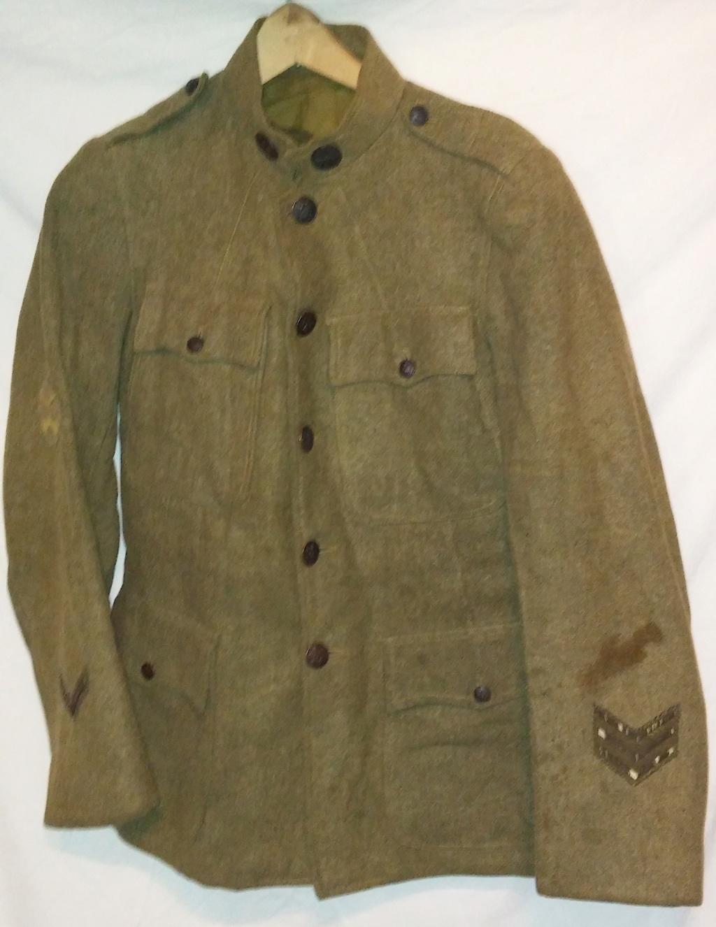 A few of my WW1 Uniforms - Page 2 19700188