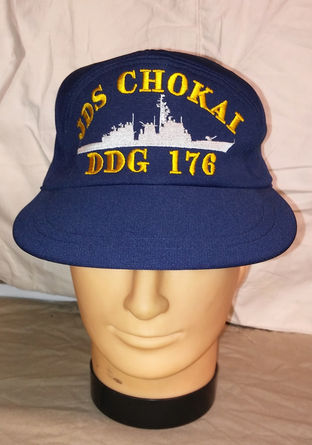 JDS Chokai Blue Cap 19700216