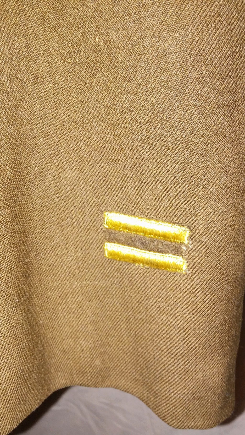 US Army 78th Division Technical Sergeant Uniform and Relics 19700278